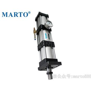 MPTD-5T行程可调气液增压缸选型